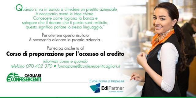 Corso preparazione accesso credito