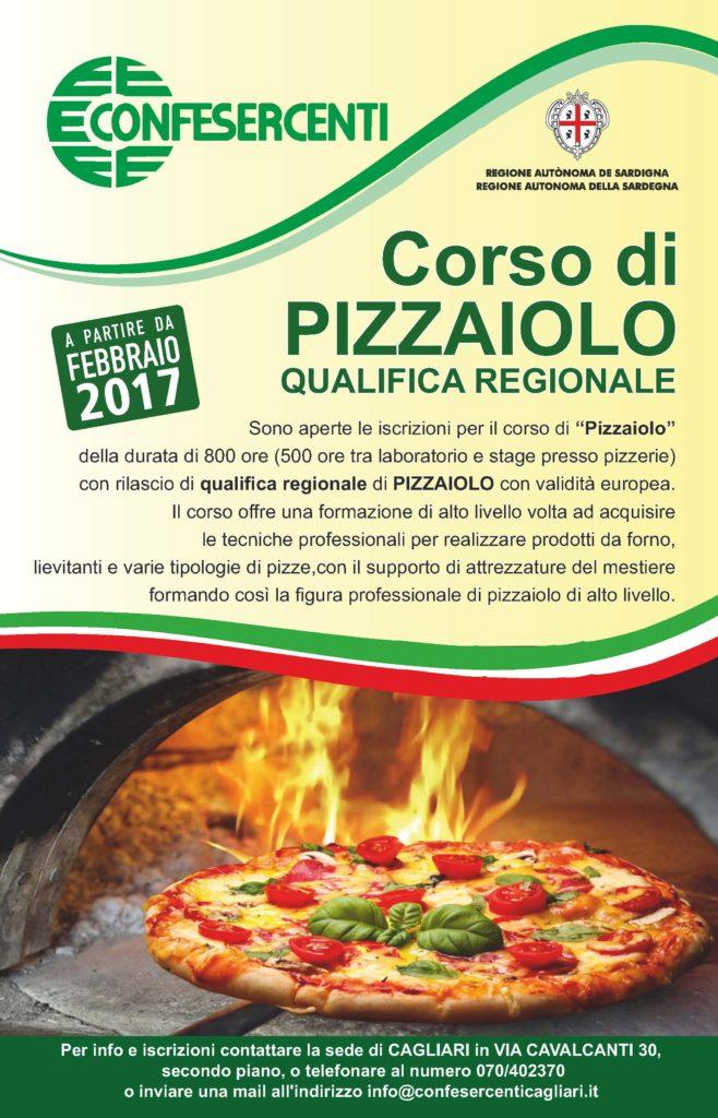 Corso di Pizzaiolo - qualifica regionale